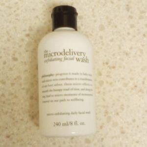 Philosophy Microdelivery Exfoliating Facial Wash!